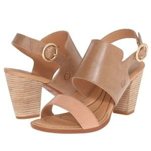 Born Cindie Heel / Sandals